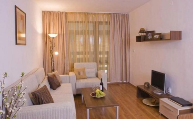 Belvedere Holiday Club, Bansko, Apartment Lounge