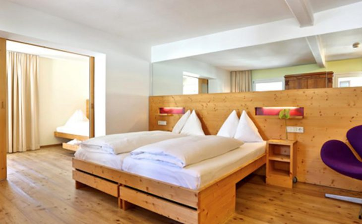 Boutique Hotel Steinerwirt 1493, Zell am See, Twin Bedroom 3