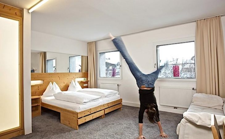 Boutique Hotel Steinerwirt 1493, Zell am See, Double Bedroom