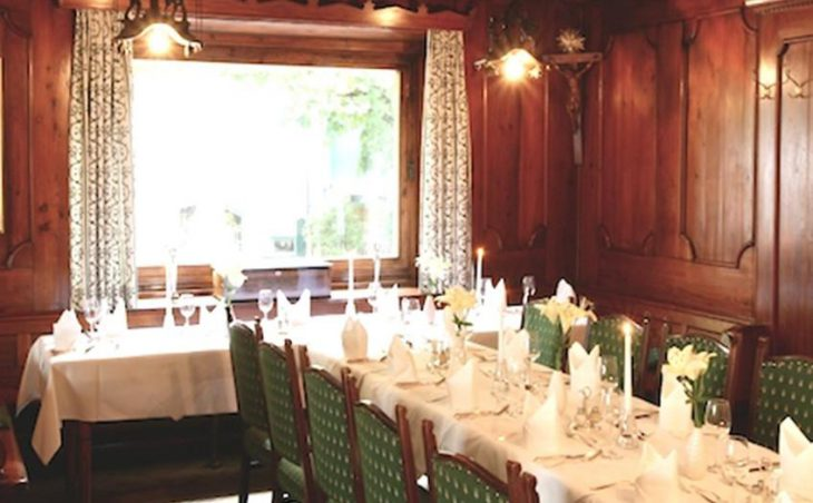 Boutique Hotel Steinerwirt 1493, Zell am See, Dining Room