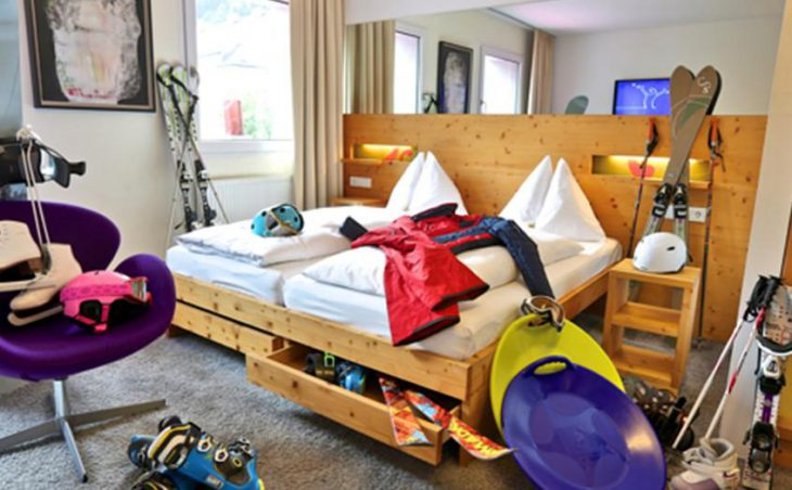 Boutique Hotel Steinerwirt 1493, Zell am See, Twin Bedroom