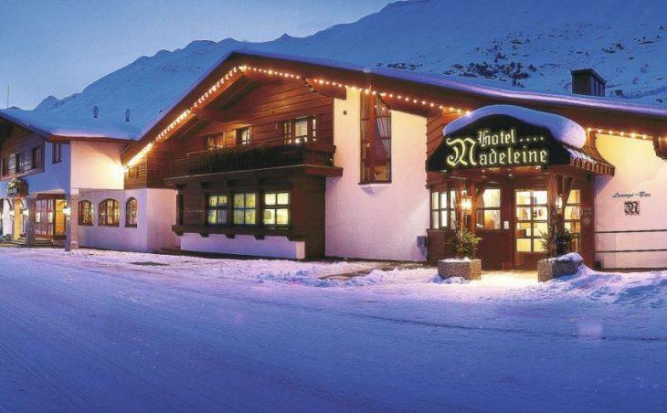 Hotel Madeleine in Obergurgl , Austria image 1
