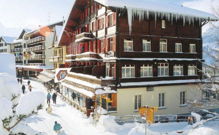 Hotel Bernerhof in Wengen , Switzerland image 1