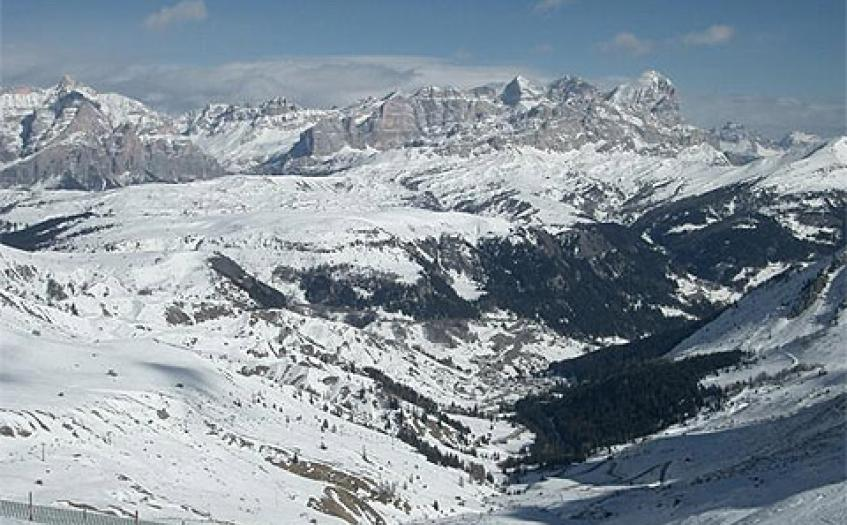 Ski Holidays Canazei