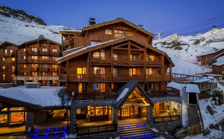Chalet Capricorne in Val Thorens , France image 1