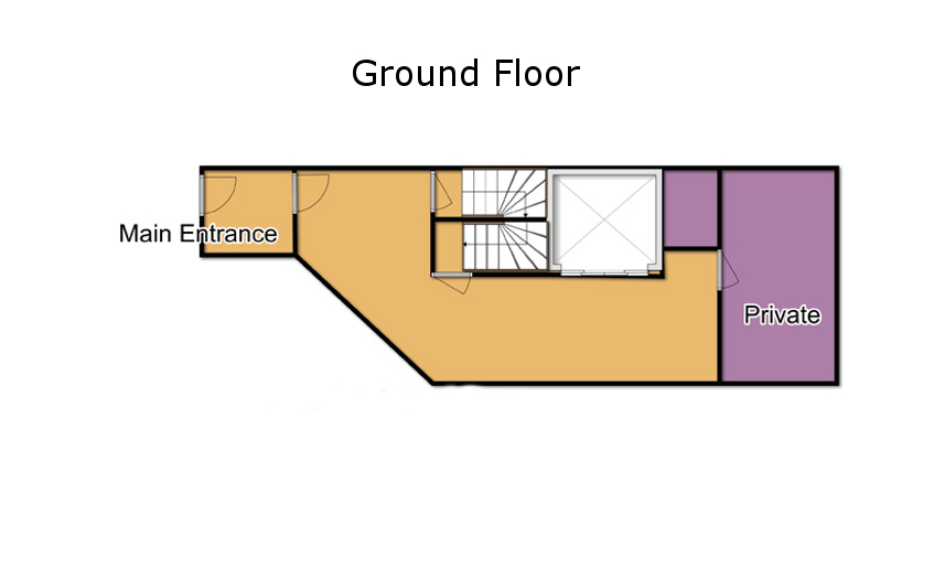 Chalet Cascades Courchevel Floor Plan 4