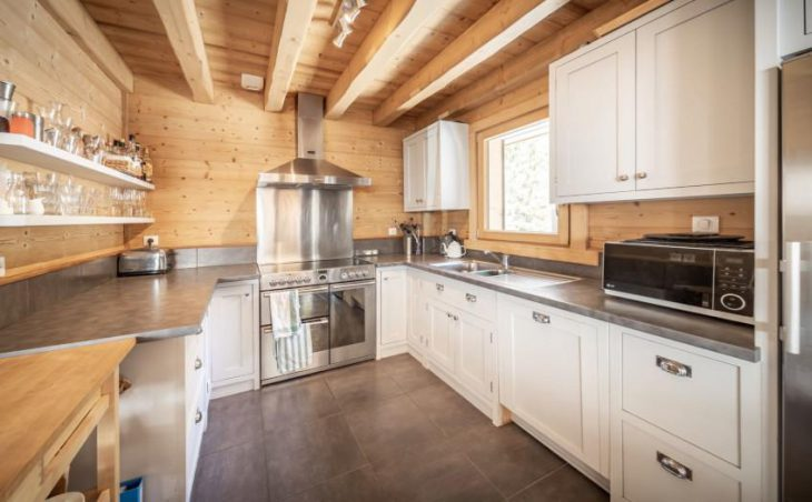 Chalet 10, Morzine, Kitchen