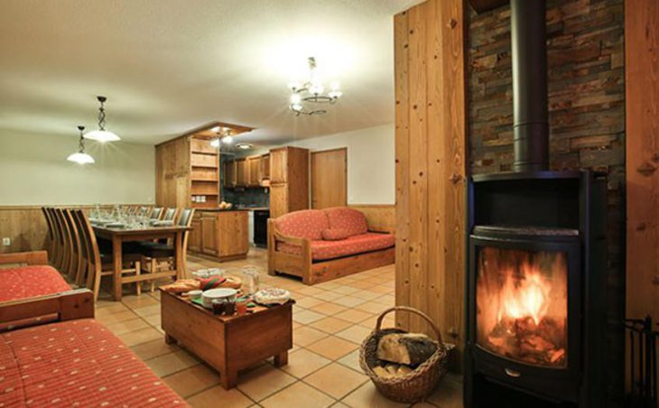 Chalet Abricot, Val Thorens, Lounge 2