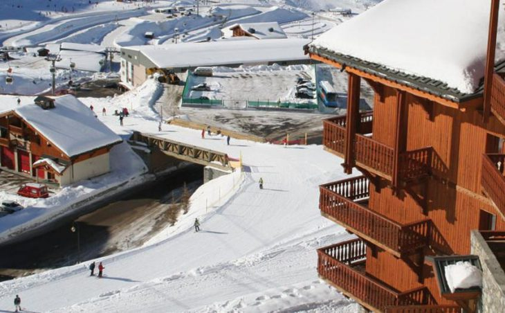 Chalet Abricot, Val Thorens, External 2