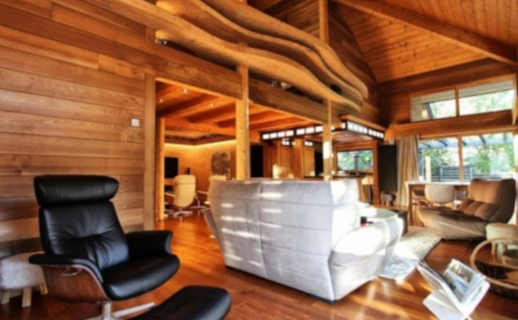 Chalet Acalou, Serre Chevalier, Lounge Chairs