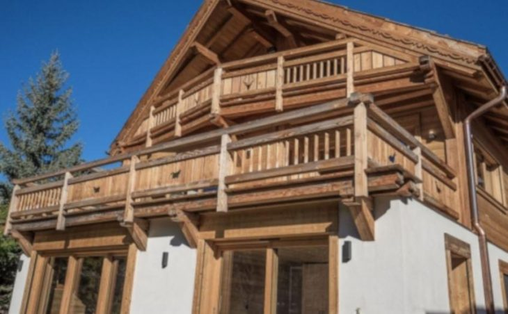 Chalet Aiguillette in Serre-Chevalier , France image 1