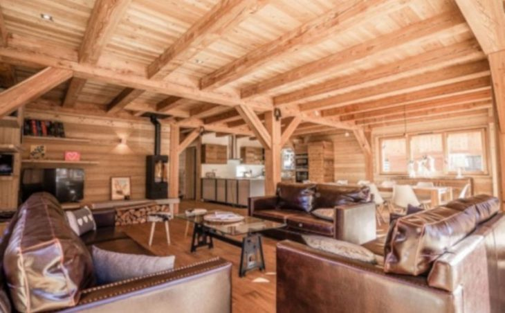 Chalet Aiguillette in Serre-Chevalier , France image 5
