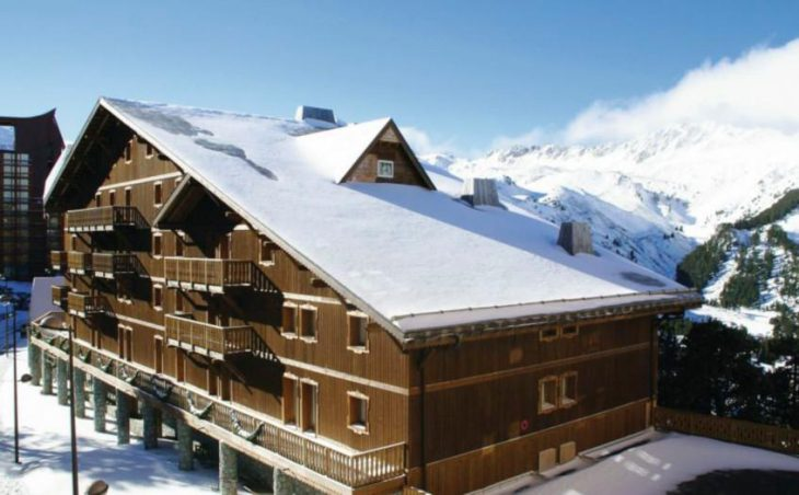 Chalet Altitude Apartments in Les Arcs , France image 2