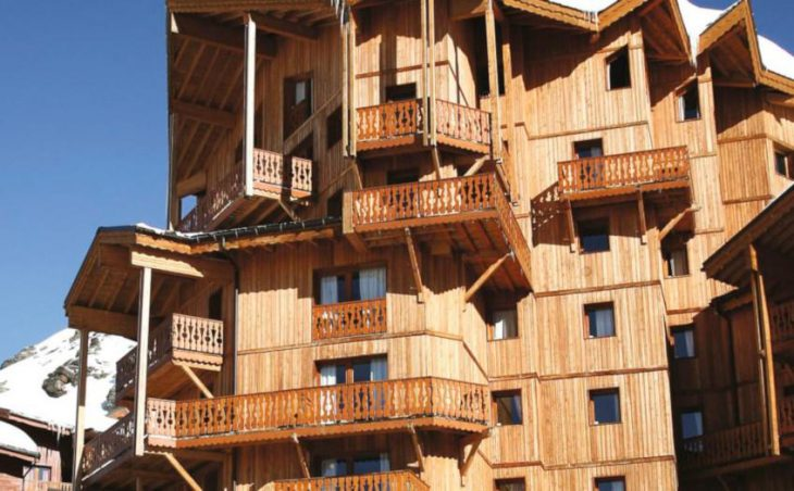 Chalet Altitude Apartments in Val Thorens , France image 1