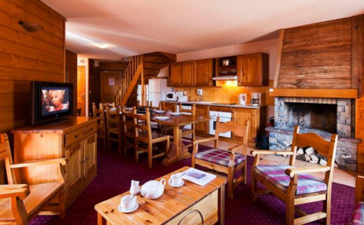 Chalet Altitude Apartments in Val Thorens , France image 2