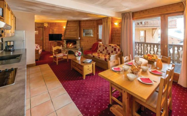 Chalet Altitude Apartments in Val Thorens , France image 3