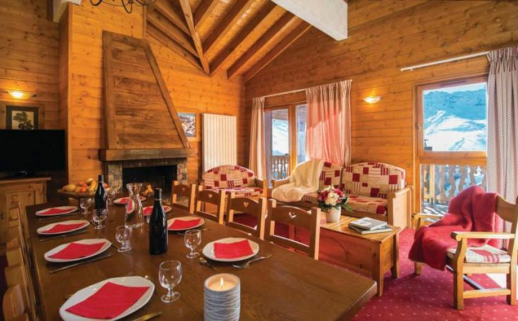 Chalet Altitude Apartments in Val Thorens , France image 5
