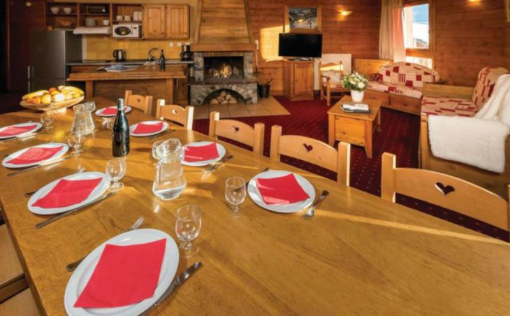 Chalet Altitude Apartments in Val Thorens , France image 6