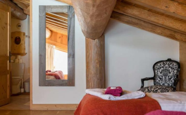 Chalet Amelie, Val d'Isere, Bed
