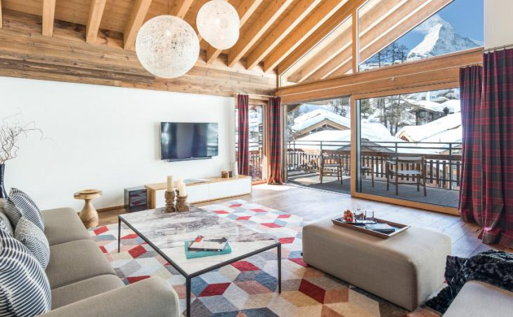 Chalet Aria (Self-Catered) in Zermatt , Switzerland image 1