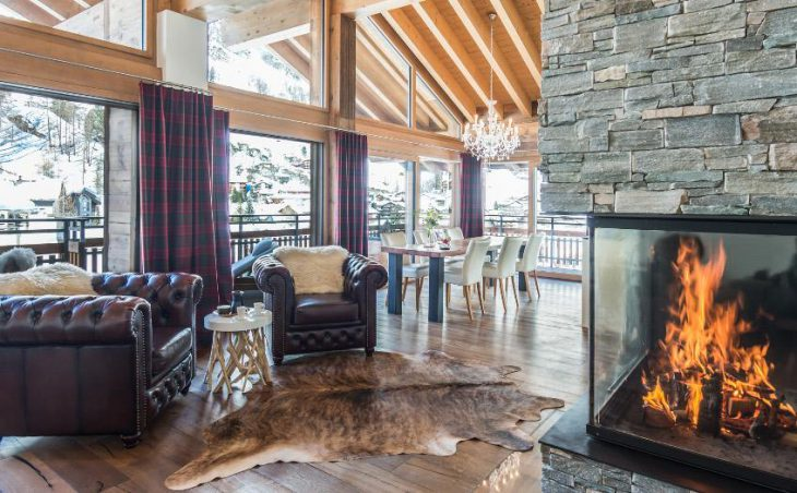 Chalet Aria (Self-Catered) in Zermatt , Switzerland image 4