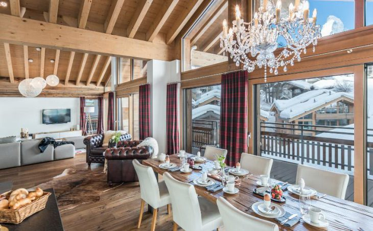 Chalet Aria (Self-Catered) in Zermatt , Switzerland image 5