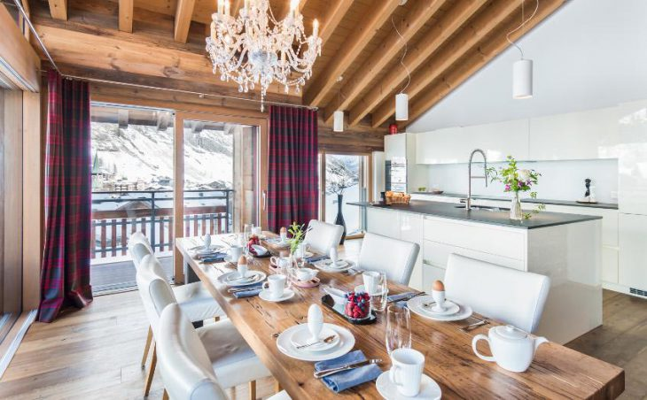 Chalet Aria (Self-Catered) in Zermatt , Switzerland image 6