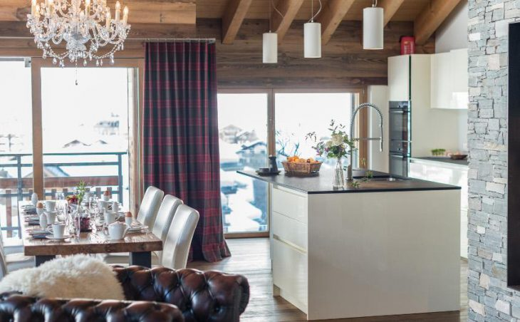 Chalet Aria (Self-Catered) in Zermatt , Switzerland image 7