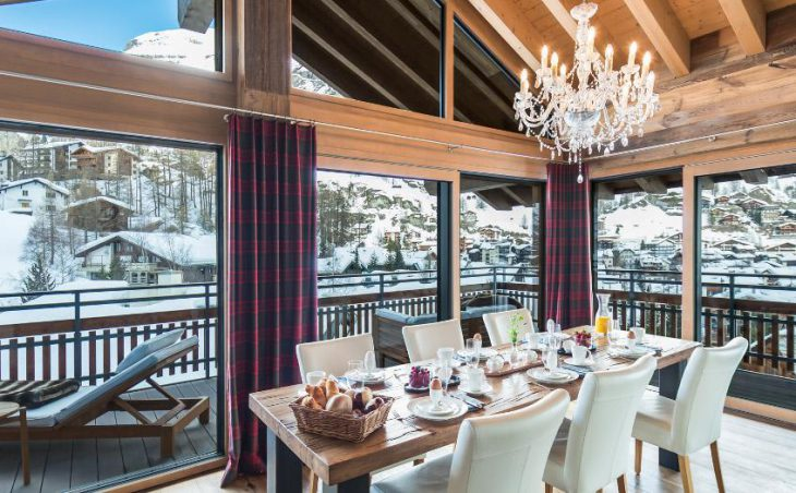 Chalet Aria (Self-Catered) in Zermatt , Switzerland image 9