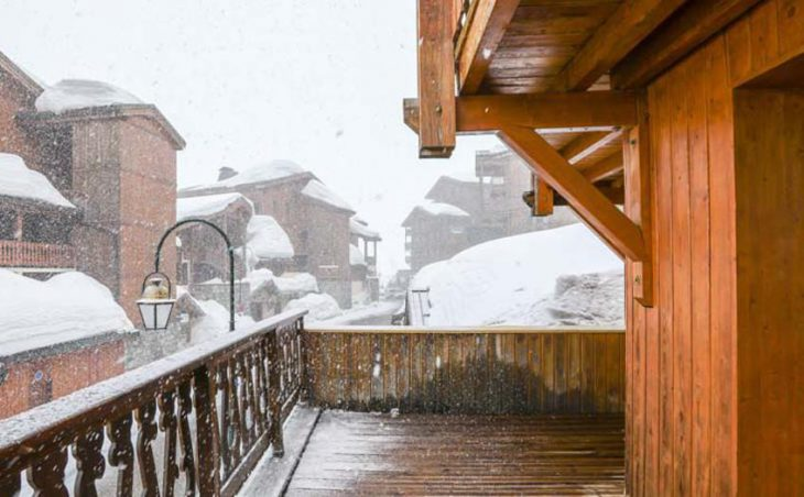 Chalet Aries in Val Thorens , France image 16