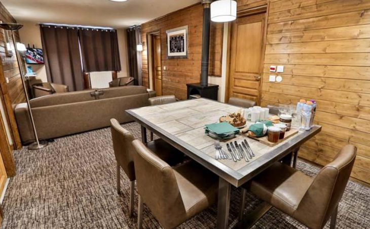 Chalet Aries in Val Thorens , France image 5