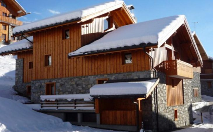 Chalet Azalee in Meribel , France image 1