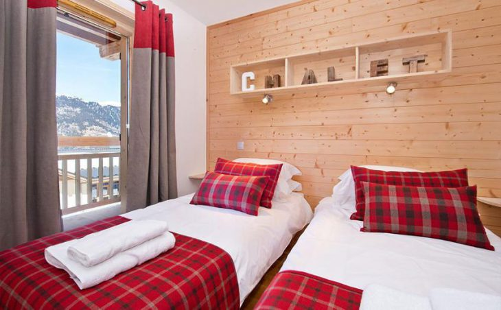Chalet Becca in La Tania , France image 3