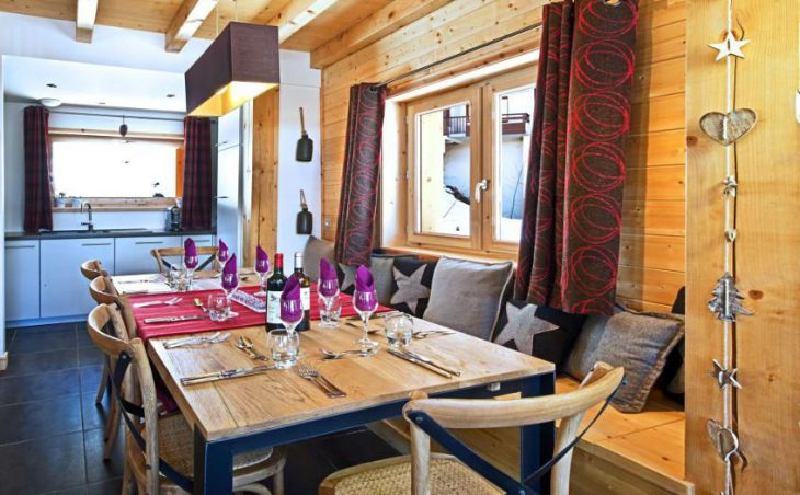 Chalet Becca in La Tania , France image 6