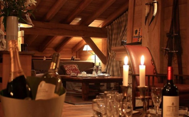Chalet Bel Sol, Val dIsere, Dining Room