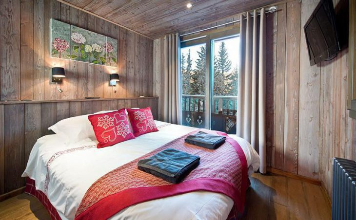 Chalet Belvedere in La Tania , France image 2
