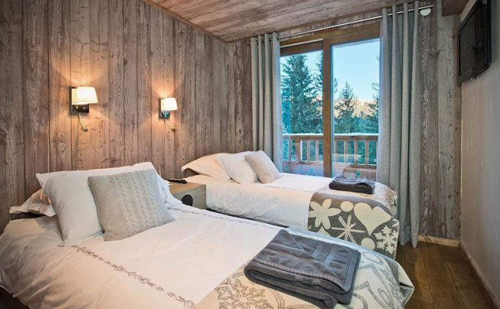 Chalet Belvedere in La Tania , France image 6