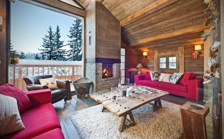 Chalet Belvedere in La Tania , France image 9