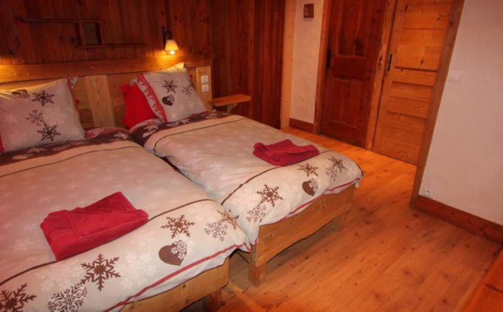 Chalet Bivouac, Val d'Isere, Twin Beds