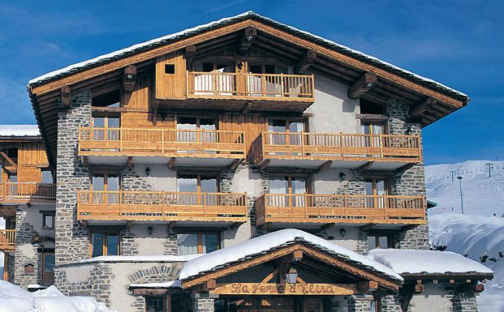 Chalet Camelia (Family) in La Rosiere , France image 1