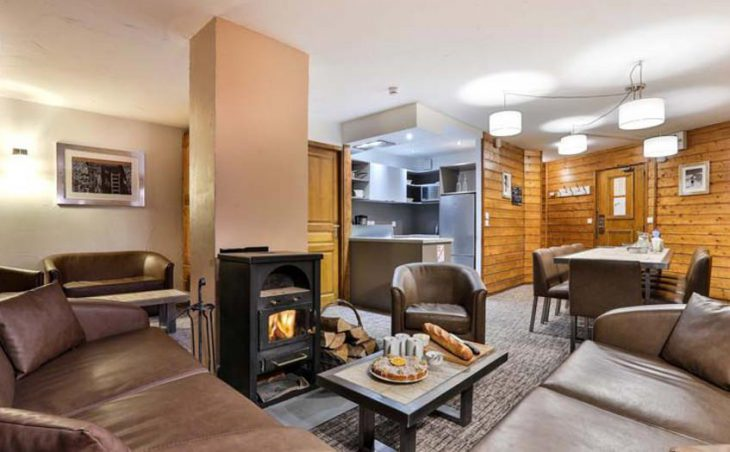 Chalet Capricorne in Val Thorens , France image 9