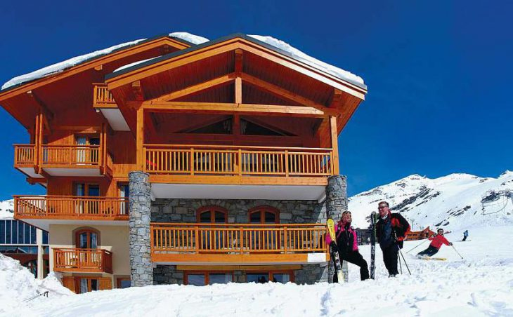 Chalet Catherine in Val Thorens , France image 1