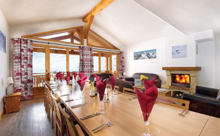 Chalet Catherine in Val Thorens , France image 2