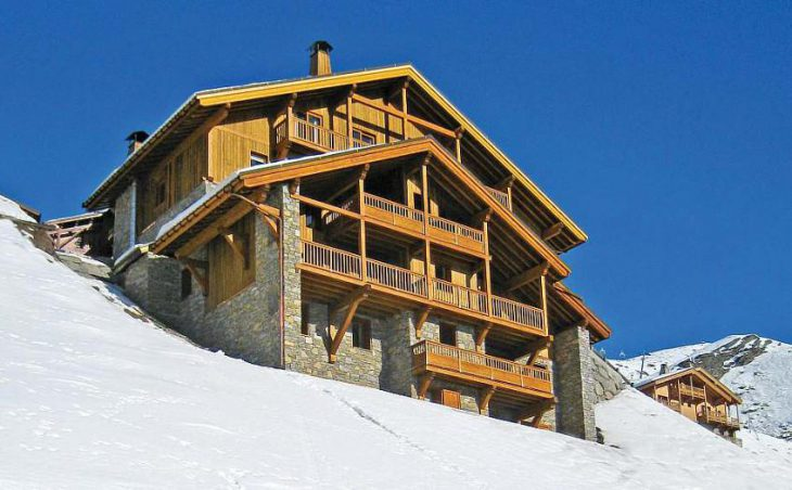 Chalet Chloe in Val Thorens , France image 1