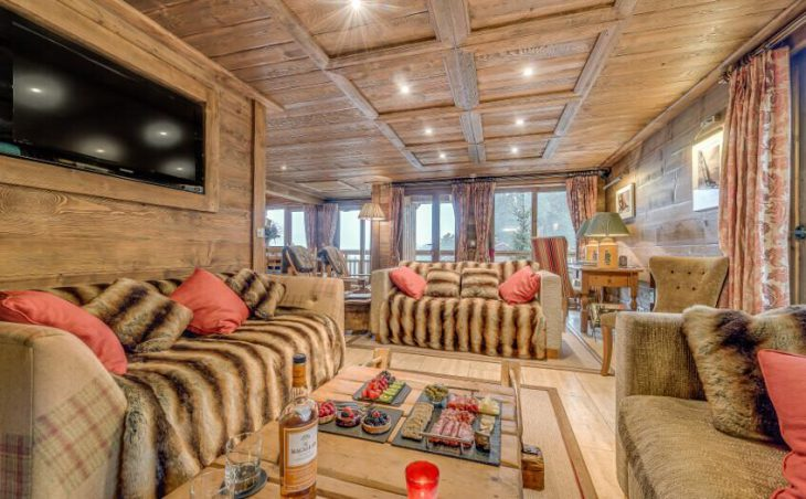 Chalet Chopine in Meribel , France image 12