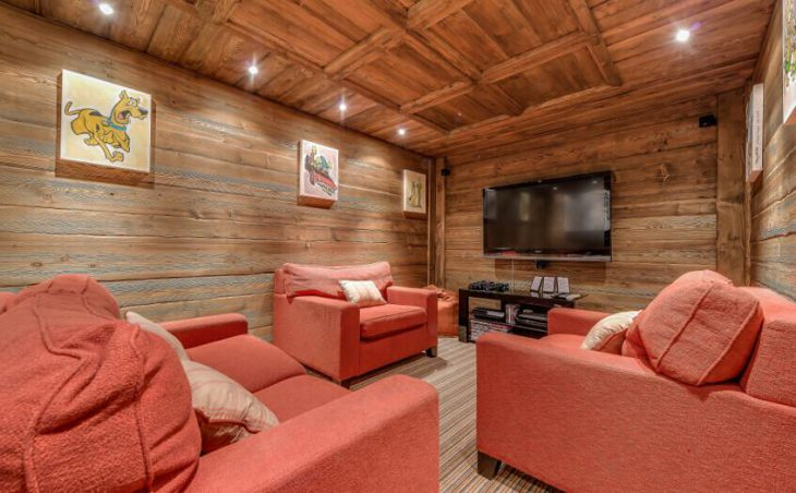 Chalet Chopine in Meribel , France image 4