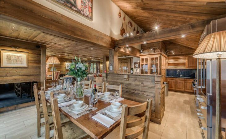 Chalet Chopine in Meribel , France image 5