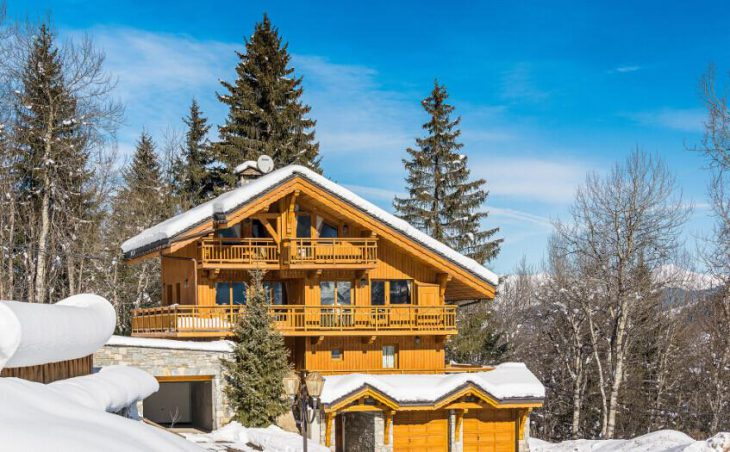 Chalet Chopine in Meribel , France image 1