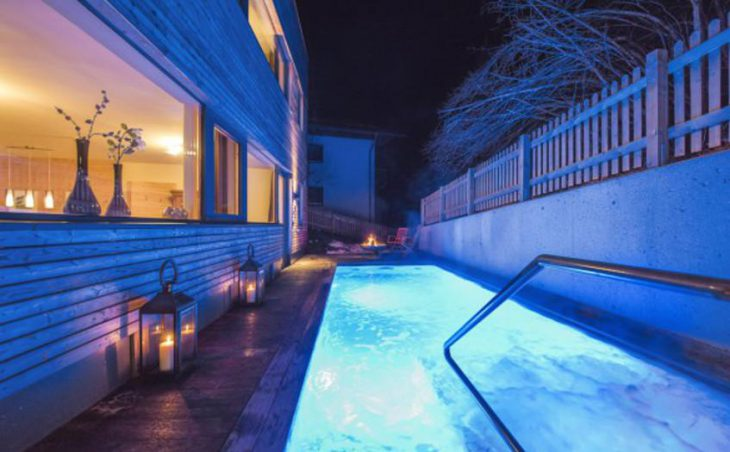 Chalet Cirrus, St Anton, Swimming Pool
