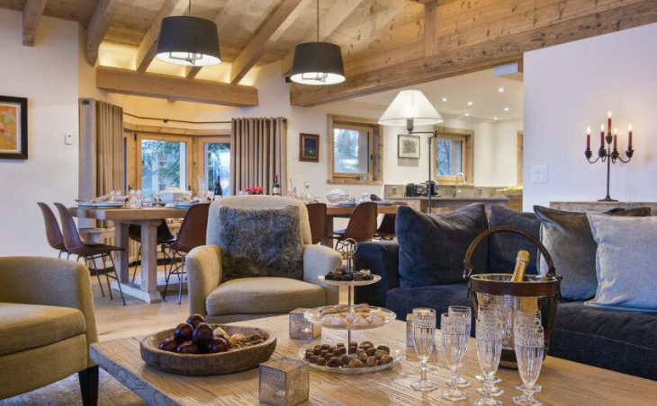 Chalet Delormes in Verbier , Switzerland image 13